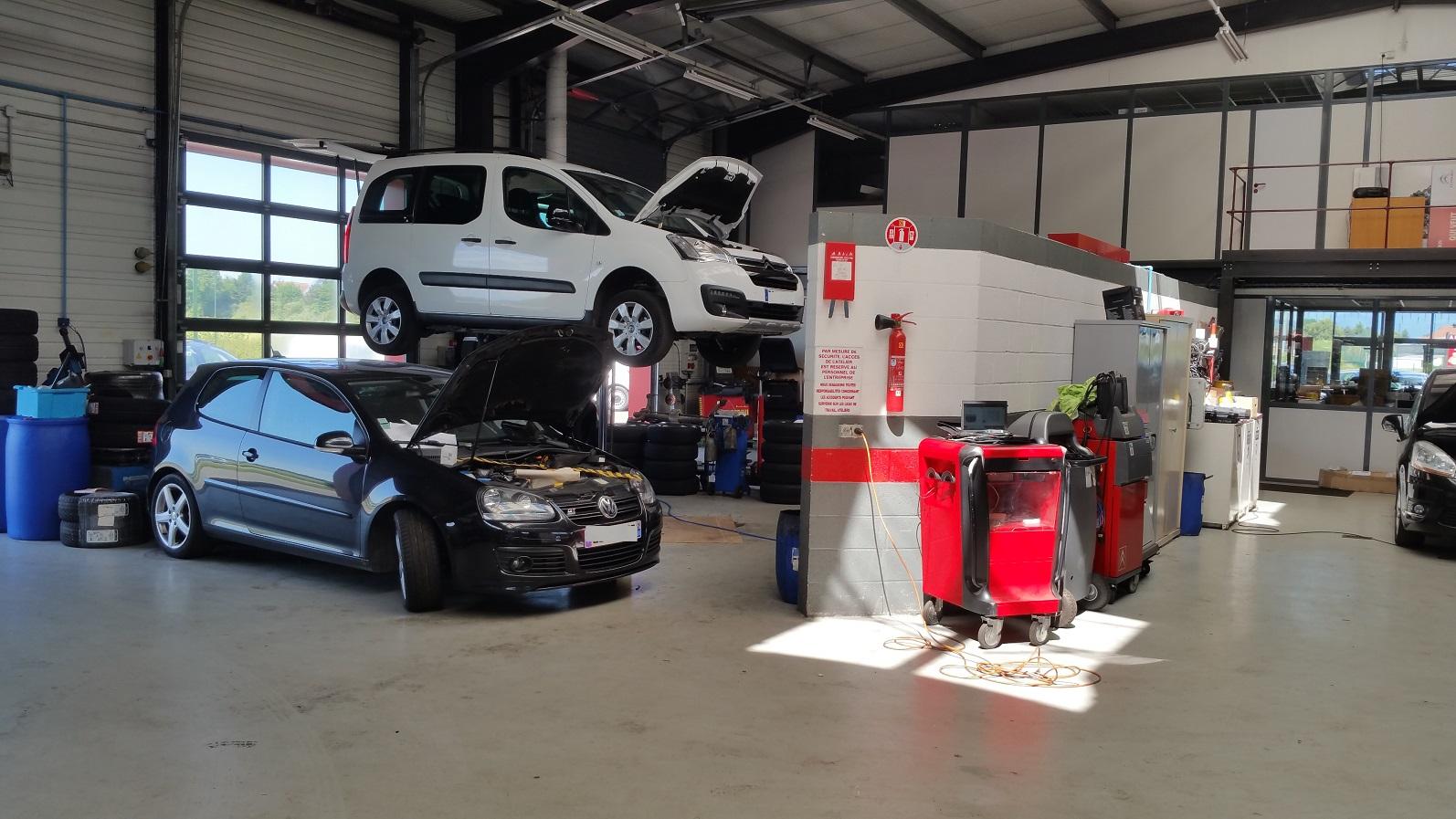 Atelier garage Muller