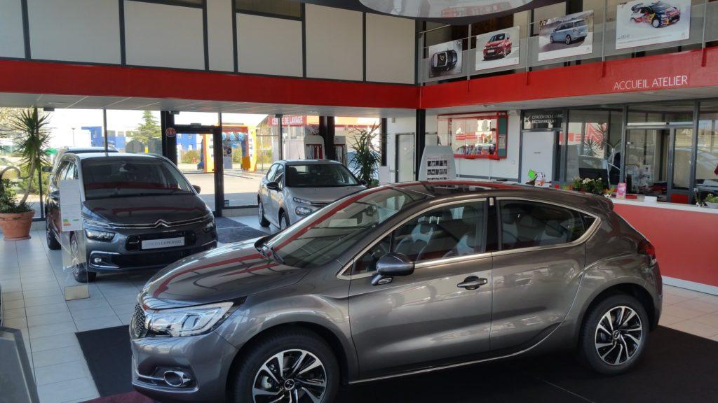 Vehicule neuf et occasion Garage Citroen Muller près du pont d'aspach entre 68 Mulhouse et 90 Belfort