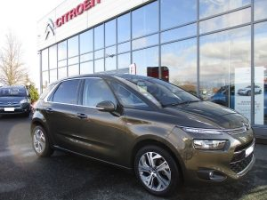 CITROEN C4 PICASSO 1.6 THP 165ch EXCLUSIVE S&S EAT6 10
