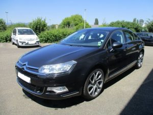 CITROEN C5 2.0 HDi160 FAP  1ère mise en circulation : 18/11/2013 KM : 130840      CRIT AIR: 2      CO2: 129 DIESEL / 09 CV