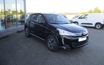 Voiture occasion multimarque et Citroen Garage Muller 68 Burnhaupt le Bas C4 AIRCROSS 1.6 E HDI 115 4X2 EXCLUSIVE 1
