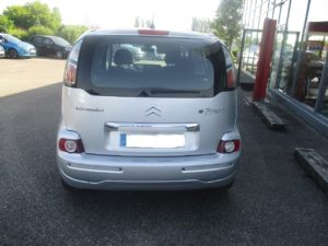 CITROEN C3 PICASSO 1.6 HDi90 exclusive 7