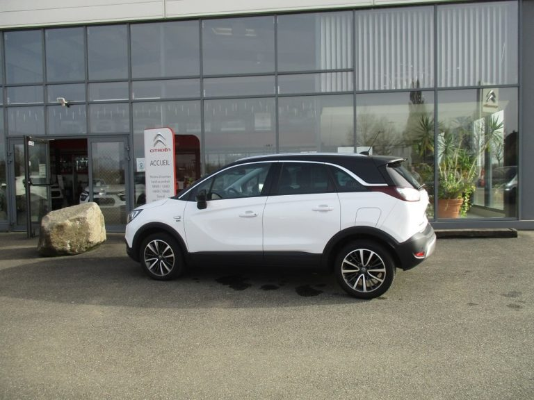 Read more about the article OPEL CROSSLAND X 1,5 D 102 CH DESIGN 120 ANS EURO 6DT